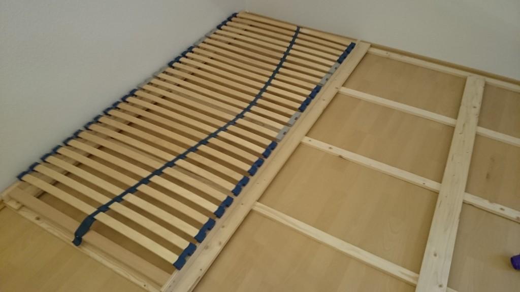 familienbett im eigenbau selber bauen handwerkerblog. Black Bedroom Furniture Sets. Home Design Ideas