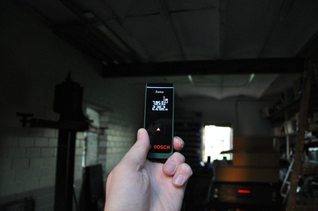 Digitaler Laser Entfernungsmesser Zamo : Test bosch zamo laser entfernungsmesser handwerker