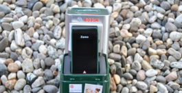 TEST Bosch Zamo Laser Entfernungsmesser