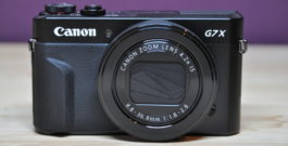 Canon PowerShot G7 X Mark II im Test