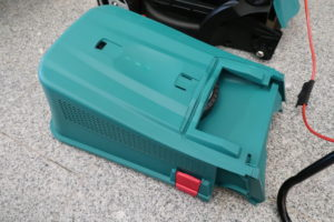 Bosch ARM 37 Aufbau Fangkorb