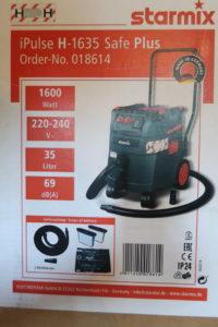 StarmixiPulse H-1635 Safe Plus Verpackung