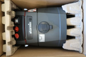 StarmixiPulse H-1635 Safe Plus noch verpackt