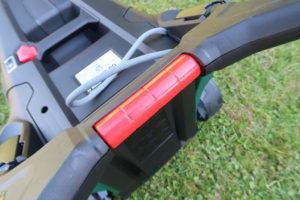 Bosch AdvancedRotak 750 Griff für Höhenverstellung
