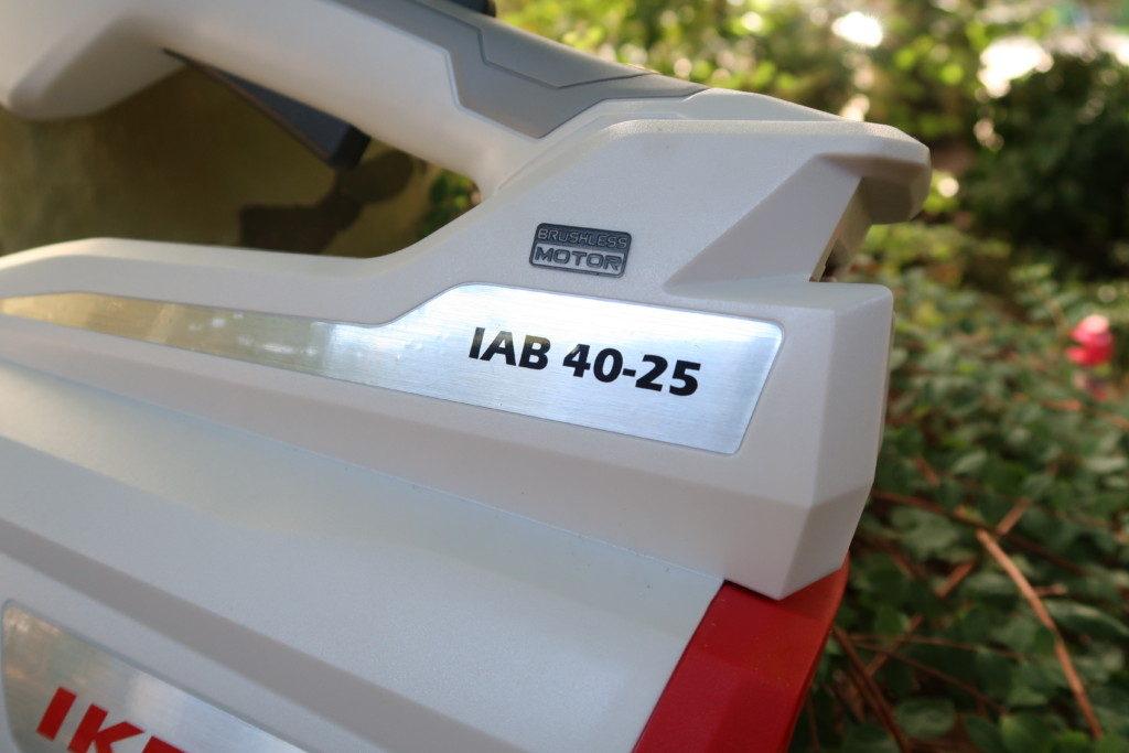 IKRA Akku Laubbläser IAB 40-25