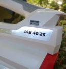 Viel Luft mit dem IKRA Akku Laubbläser IAB 40-25