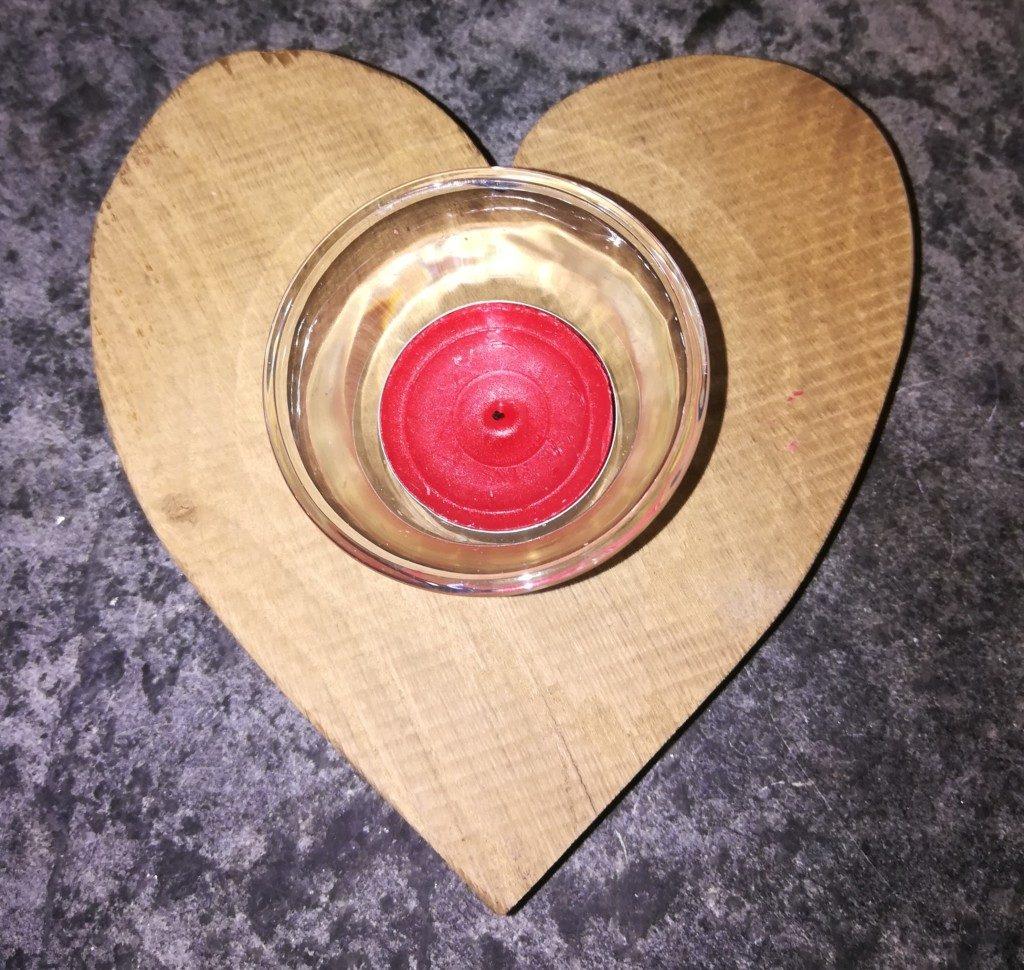 Geschenk Valentinstag selbst gebastelt