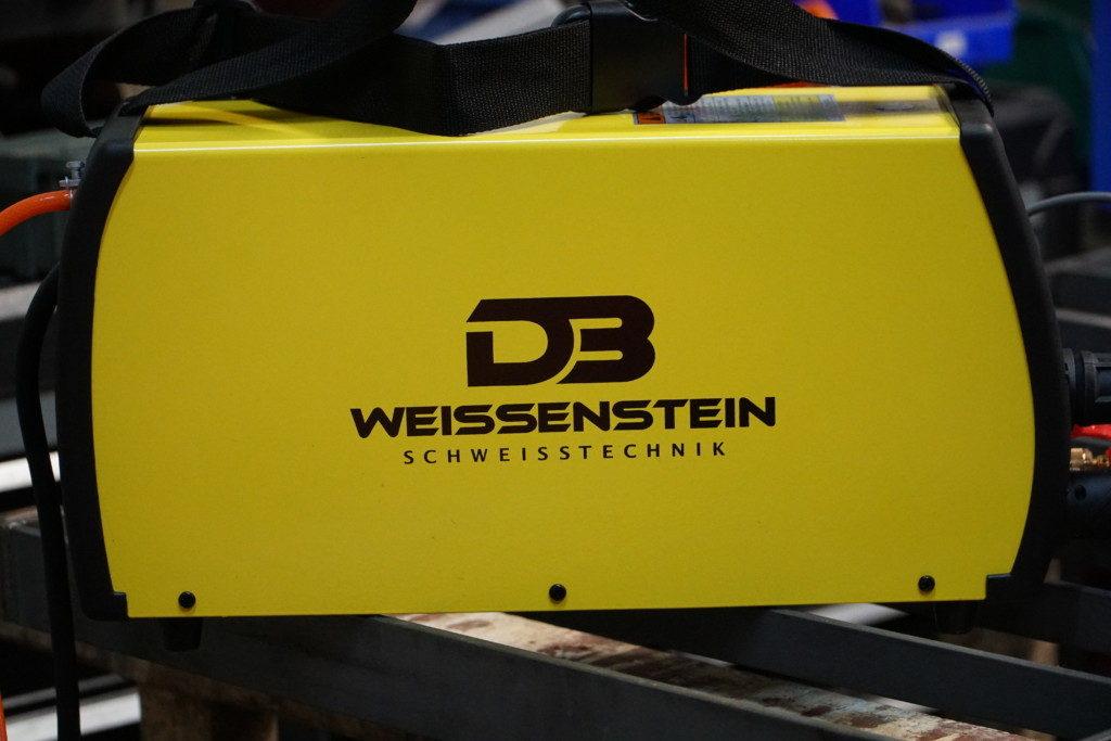 DB Weissenstein Schweißgerät