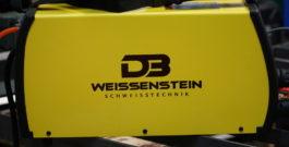 DB Weissenstein Test des TT 1800 MMA WIG Schweißgerät